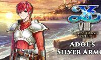 Ottieni la Silver Armor di Adol nella versione Nintendo Switch di Ys VIII: Lacrimosa of DANA