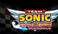 Team Sonic Racing - Disponibile la seconda parte della serie animata 'Team Sonic Racing Overdrive'