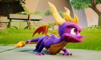Spyro Reignited Trilogy - Il secondo e il terzo capitolo non saranno inclusi su disco
