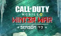 Call of Duty: Mobile – Ecco i dettagli della Stagione 13: Winter War