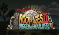 Rock of Ages 2: Bigger & Boulder è pronto a rotolare su Nintendo Switch dal 14 maggio