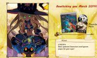 Artbook con il pre-ordine di The Witch and the Hundred Knight