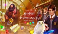 Arrivano nuovi contenuti per Harry Potter: Enigmi & Magia