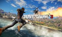 E3 Square Enix - Data di lancio e nuovi video per Just Cause 3
