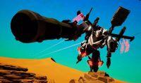 Daemon x Machina - Ecco il trailer di lancio giapponese