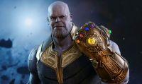 Una mod di GTA V permette di usare Thanos e il Guanto dell'Infinito