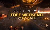Destiny 2 - Weekend gratuito in arrivo su PS4