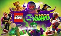 TT Games, The Lego Group e DC Entertainment annunciano LEGO DC Super-Villains
