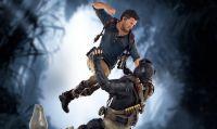 Sony, Naughty Dog e Sideshow annunciano una statuetta ''limitata'' di Uncharted 4