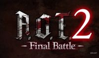 Koei Tecmo annuncia A.O.T. 2: Final Battle