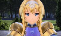 Sword Art Online Alicization Lycoris arriva il 22 maggio 2020