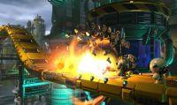 Sonic Forces si mostra in nuove spettacolari immagini