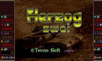 Herzog Zwei è disponibile su Nintnedo Switch