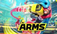 ARMS - Nintendo mostra le mosse nel nuovo trailer ''Movement 101''