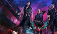 Devil May Cry 5 - A causa dei contenuti l'ESRB lo valuta 'Per Adulti'