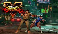 Street Fighter V - Capcom lavora per aggiungere l'Arcade Mode