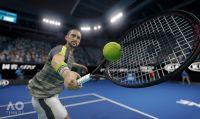 AO Tennis 2 presenta la nuova modalità Carriera narrativa