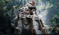 Crysis Remastered - L'espansione Warhead non sarà presente