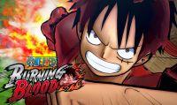 One Piece: Burning Blood - Siete voi a scegliere i prossimi personaggi