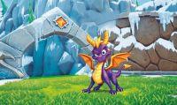 Spyro Reignited Trilogy - Ecco la copertina e alcune immagini comparative