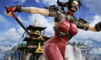 Un nuovo gameplay su PS4 Pro per Soul Calibur VI