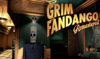 Grim Fandango Remastered sbarca su iOS e Android