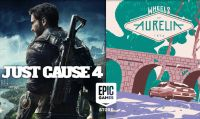 Just Cause 4 e Wheels of Aurelia sono gratis su PC per un periodo limitato