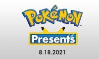Annunciato un nuovo Pokémon Presents