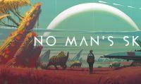 No Man's Sky - Stasera giocato in livestream da Hello Games