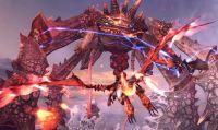 Nuove immagini per Crimson Dragon