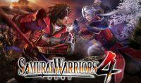Samurai Warriors 4 in Europa il prossimo autunno