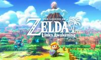 The Legend of Zelda: Link's Awakening - Un nuovo video mostra il primo dungeon del gioco