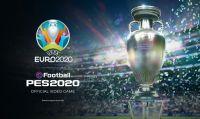 PES 2020 - L'aggiornamento gratutito UEFA EURO 2020 sarà disponibile il 4 giugno