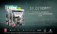 Assassin's Creed IV Black Flag confermato per il 31 ottobre
