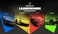 Espansione Lamborghini per Driveclub