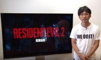 Capcom ha in serbo un nuovo annuncio su Resident Evil 2 Remake?