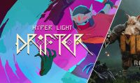 Hyper Lighter Drifter e Mutant Year Zero: Road to Eden sono gratis su PC per un periodo limitato