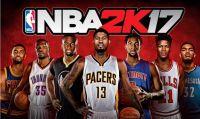 2K annuncia il primo Torneo All-Stars di NBA 2K17