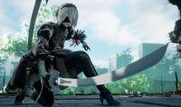 L'androide 2B protagonista delle nuove immagini di Soul Calibur VI