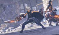 Bandai Namco annuncia il primo personaggio femminile di God Eater 3: Claire Victorious