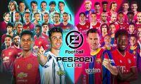 eFootball PES 2021 LITE è ora disponibile