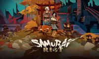 Wako Factory annuncia l'arcade beat'em up Samurai Riot