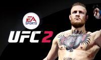 EA Sports UFC 2 - Il roster completo avrà 250 atleti