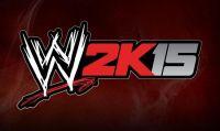 WWE 2K15 dal 31 ottobre