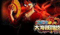 Trailer per One Piece: Great Pirate Colosseum