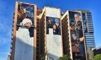 The Witcher 3 in bella vista al Figueroa Hotel di Los Angeles