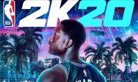 Anthony Davies e Dwyane Wayde sono gli atleti di copertina di NBA 2K20