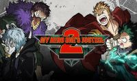 Pubblicato un video sui villain di My Hero One's Justice 2
