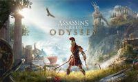 La mappa di Assassin's Creed Odyssey sarà il 62% più vasta di quella di Origins