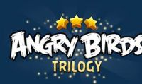 Angry Birds Trilogy per Wii U e Wii disponibile da oggi